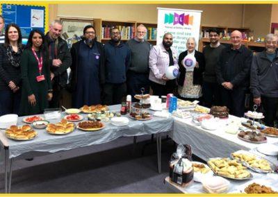 Inter-Cultural Tea Party at Batley Library