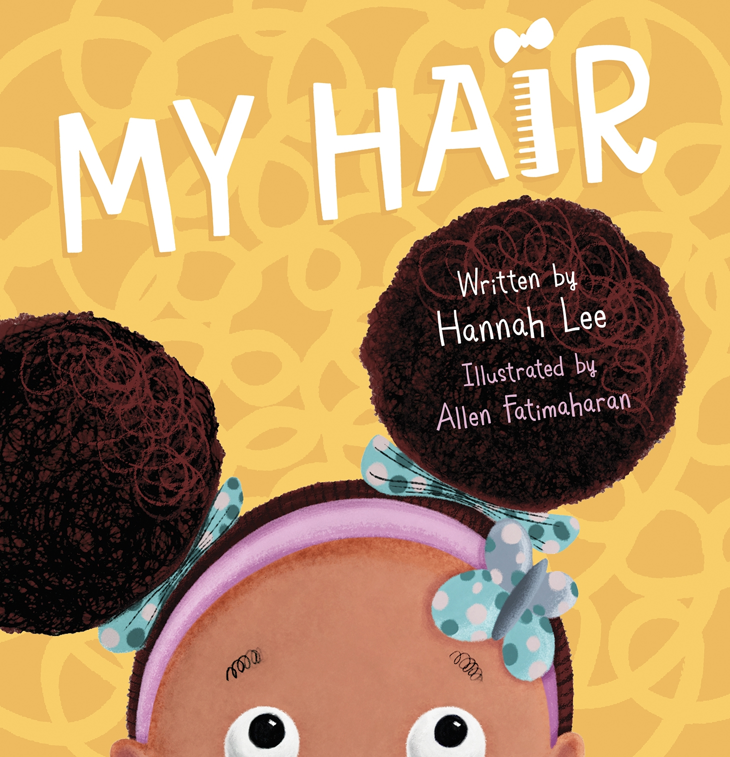Image of book cover for My Hair