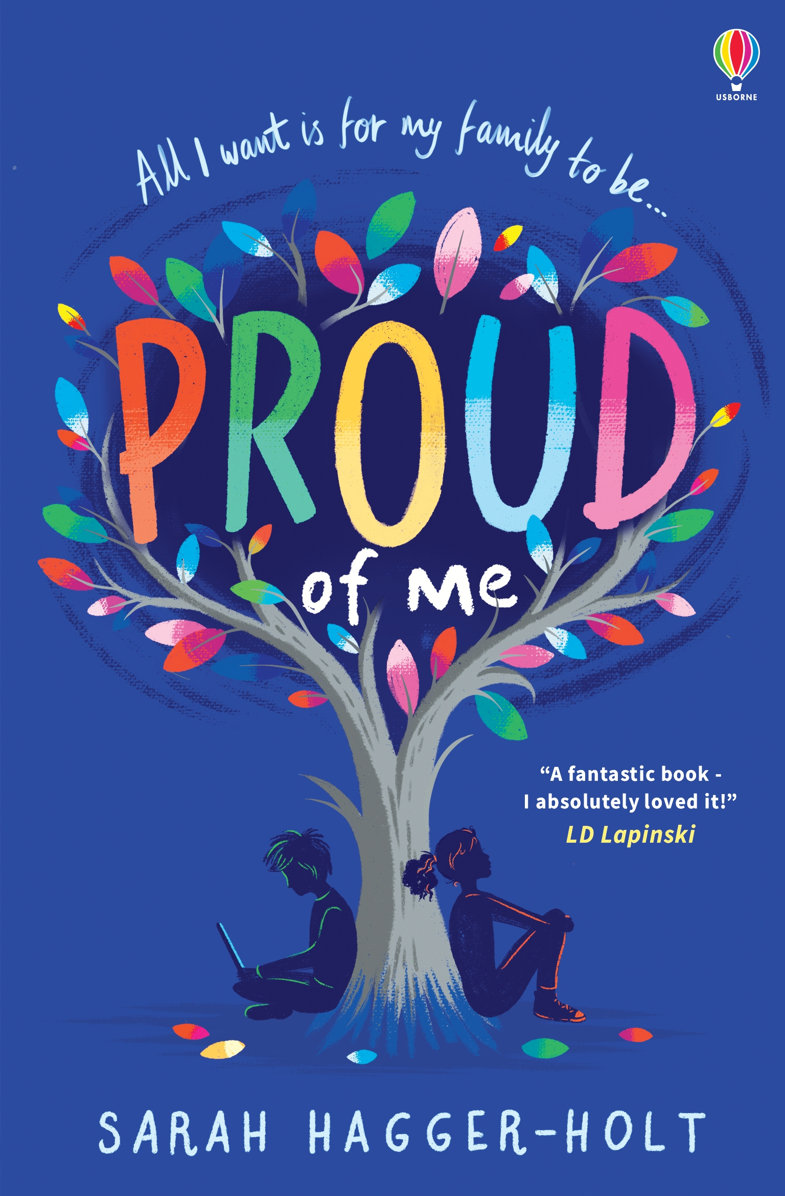 Image of Proud of Me book cover