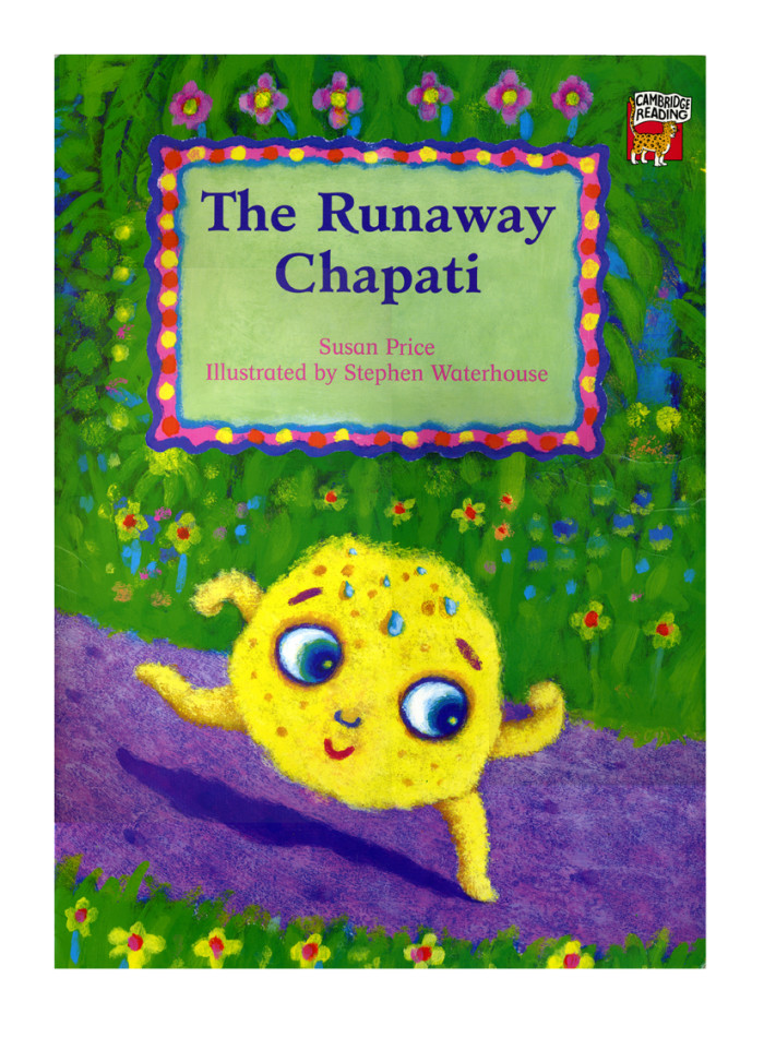 Front cover of The Runaway Chapati