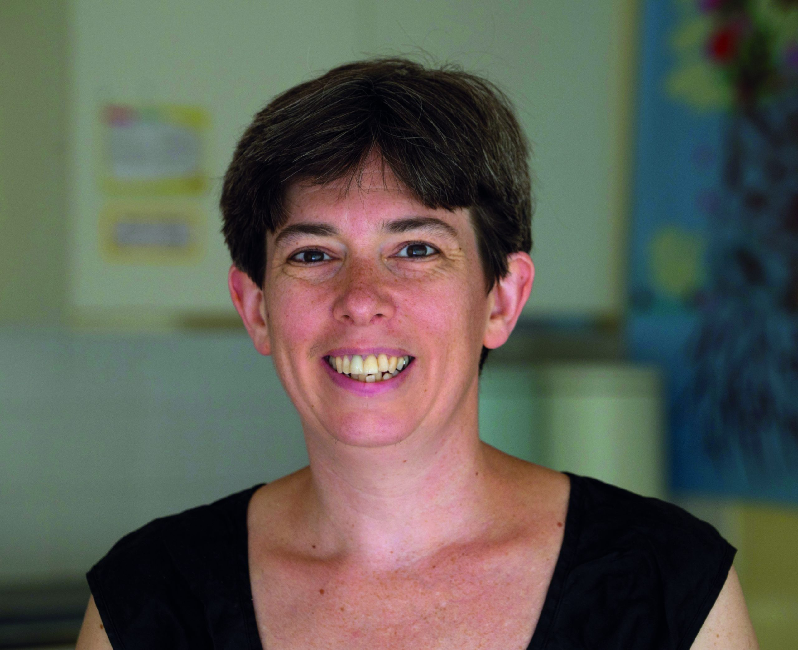Image of author Sarah Hagger-Holt