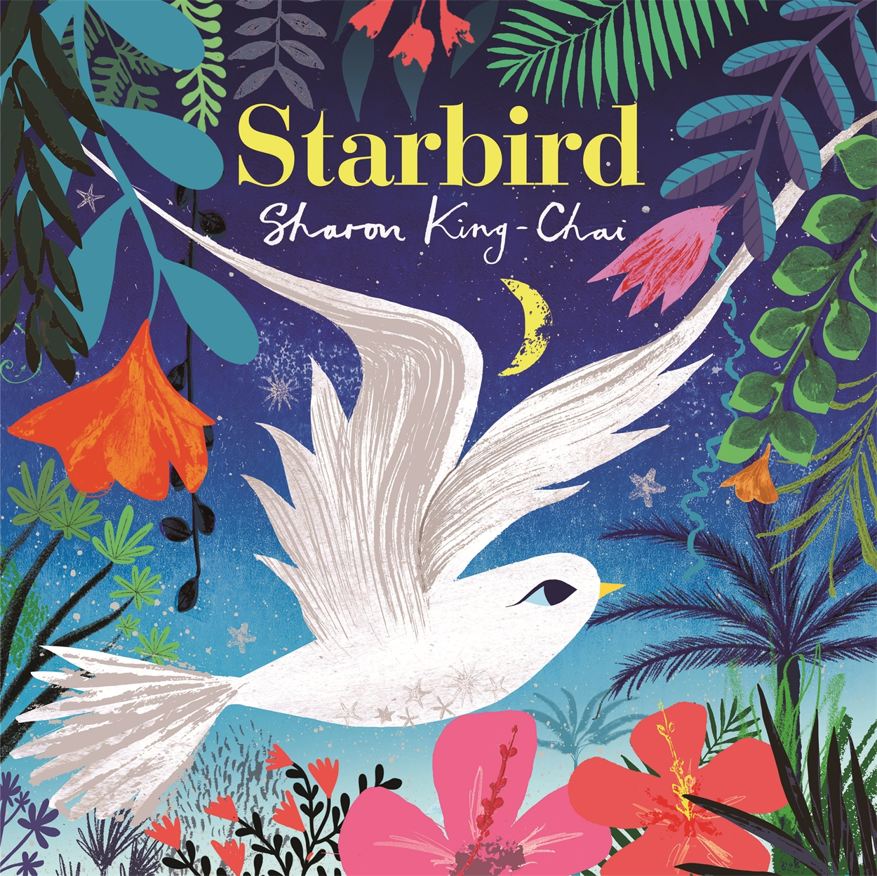Image of paperback cover of Starbird